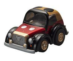 Tomica Disney 5th Anniversary สินค้าลิขสิทธิ์แท้ นำเข้าจากประเทศญี่ปุ่น ประกอบไปด้วยรถ 2 คันและจี้ห้อยคอ เหมาะสำหรับเด็กอายุ 3 ปีขึ้นไป