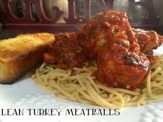 The Melody of Cooking: Lean and Delicious Turkey Meatballs