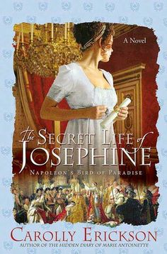 a review of the biography josephine life of the empress by carolly erickson Reading carolly erickson's biography of alexandra, the last empress of russia, one is struck over and over again by the easy lot of modern royalty the late princess of wales, it is said, felt.