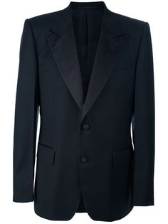 YVES SAINT LAURENT Two Button Suit