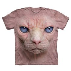 Sphinx Hairless Cat Tee #LOL #scary