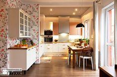 Kuchnia styl Tradycyjny - zdjęcie od Izabela Widomska Wnętrza - Kuchnia - Styl Tradycyjny - Izabela Widomska Wnętrza