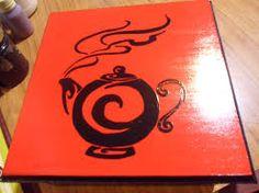 Resultado de imagen para caja pintada