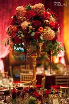 The leading floral and event design firm in Vancouver, known for its outstanding quality and unique designs. Your wedding deserves the best. Your wedding deserves FLOWERZ. Red Wedding, Wedding Table, Floral Wedding, Wedding Colors, Fall Wedding, Wedding Flowers, Xmas Flowers, Reception Decorations, Event Decor