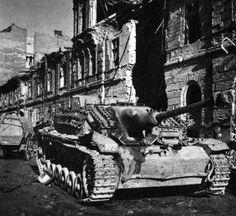 Stug 40,The siege of Budapest. | Panzertruppen | Flickr