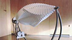'Asinas', a mechanical sculpture by Jennifer Townley