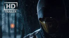 Mortal Kombat X | official trailer (2015)  The Best Fighting Games Ever