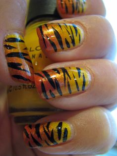 Over The Topcoat: Grrrrrreat! Manicure
