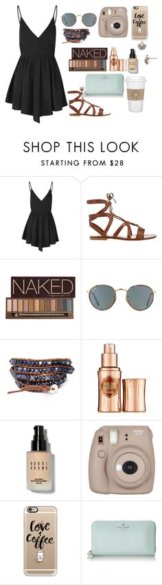 """""""i hope i get a chance to call you mine..... Oh wait i wont"""" by theperksofbeinghope ❤ liked on Polyvore featuring Glamorous, Gianvito Rossi, Urban Decay, Ray-Ban, Bobbi Brown Cosmetics, Casetify, Kate Spade and Carolee"""