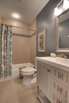 53rd & Drew Ave - Minneapolis Fulton Neighborhood - craftsman - bathroom - minneapolis - Sustainable 9 Design + Build