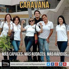 Hoy realizamos nuestra #CARAVANA #Century21 para conocer las propiedades de nuestros clientes y brindar un mejor servicio. Más Capaces Más Audaces Más Rápidos  #BienesRaíces #inmobiliaria #compra #venta #alquiler #oficina #local #casa #apartamento #terreno #pzo #pzocity #C21 #Venezuela