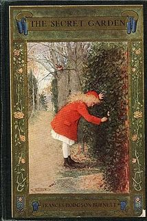 """The Secret Garden"" by Frances Hodgson Burnett"