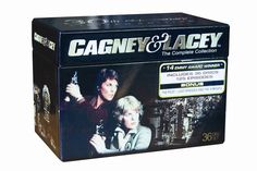 Cagney & Lacey DVD Set update-a great old TV series, happy to trace old ages drama and screen affection.