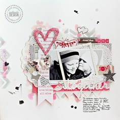 Scraptus: Pages for Valentine ;)