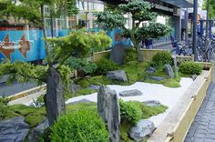 Japanese Garden Theme For A Getaway In Your Own Backyard