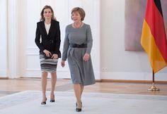 Queen Letizia of Spain visit Germany