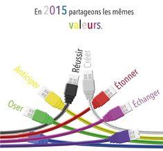 Toute l'équipe de l'Institut Sage vous présente ses meilleurs vœux pour 2015 : croissance et développement aux entreprises et à leurs collaborateurs !