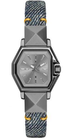 43ef1922f59 Diesel Z DZ5444 Women s Octagon Case and Slim Band Watch Diesel Uhr