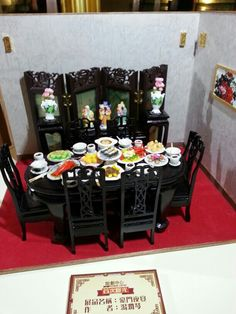 1000 images about chinese miniatures on pinterest for Oriental furniture hong kong