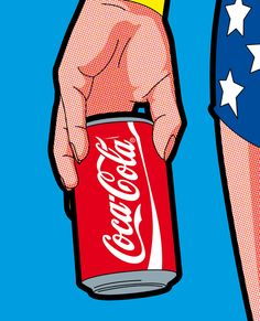 The Secret Life of Heroes by Grégoire GUILLEMIN, via Behance