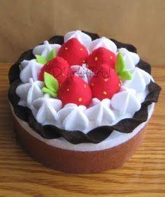 Resultado de imagen para BOX CAKE FELT