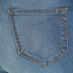 Jean skinny taille haute sélectionné par @Elsa_Muse de Elsa Muse #MadeInBlogueuse