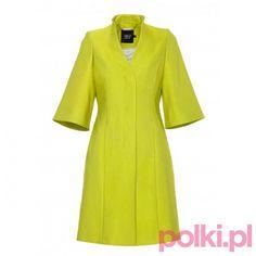 Płaszcz, Simple #polkipl #moda #fashion #trendy
