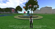 """Real to Virtual; Virtual to Real in Laboratory Science"" 🌐🔬🌐 The ""Virtual Laboratory Training, Career Recruitment and Retention (VLTC) Project"" also known as the Virtual Laboratory Training and Career Center (VLTCC) is a virtual world-based integration of STI laboratory training; information sharing; clinical laboratory guidelines; and laboratory career awareness."