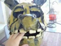 (READ DESCRIPTION) how to -Build a Foxy cosplay - FNAF - YouTube
