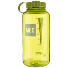 [ ASSIN / PCT ] MEC Nalgene Everyday Wide Mouth Water Bottle 1L (for water filtration) $16.25