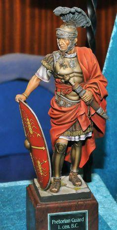 Praetorian Guard,1st century B.C.
