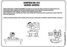 atividades turma da monica olimpiadas do rio - Pesquisa Google