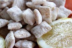 Chocolate Therapy: Lemon Chex Buddies