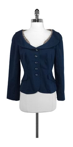 Cheap & Chic Button Up Jacket