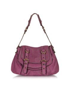 Dana Genuine Leather Shoulder Bag