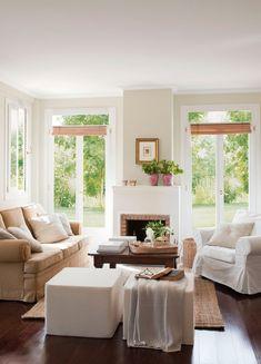 Un salón que va cambiando con tu vida · ElMueble.com · Salones