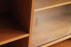 Danish Low Bookcase | Midori - Danish Vintage Furniture
