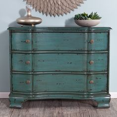 Fairfield 3 Drawer Chest - Decorative Chests at Hayneedle