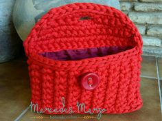 Bolso de trapillo by Mercedes Marzo