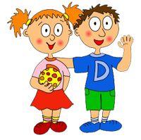 pohádky, knížky, divadla, scénky...pro děti Clip Art, Education, Kids, Fictional Characters, Teaching Ideas, Kindergarten, Female, Literatura, Young Children