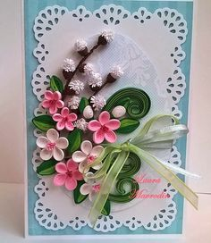 quilling my passion: PROVOCARE QUILLING/QUILLING CHALLENGE