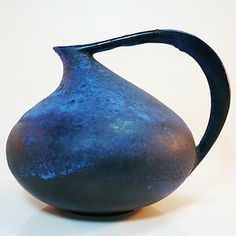 West German Pottery Vase by Ruscha form 313 by Kurt Tschörner