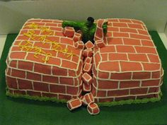 Image detail for -Incredible Hulk by Marchelle on Cake Central