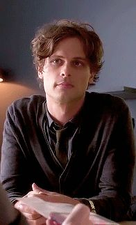 Junior-G-Man — Spencer Reid in 11x02: The Witness.