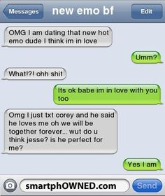 Page 51 - Relationships - Autocorrect Fails and Funny Text Messages - SmartphOWNED