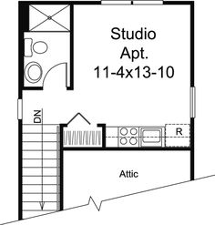Garage Studio Apartment Plans apartment, studio medium apartment layout : creative studio