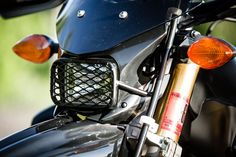 Yamaha WR250R Headlight Protector