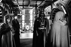Vader Emperor dignataries 01