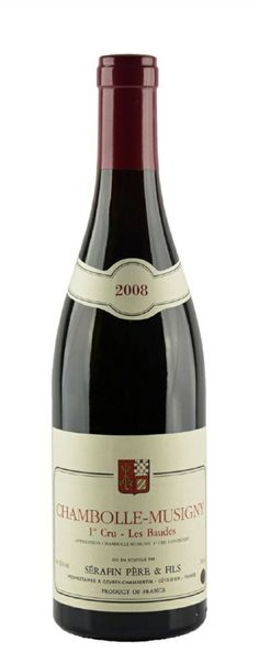 2008 Serafin, Domaine Christian Chambolle Musigny les Baudes