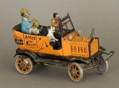 antique rare tin toys - Google Search